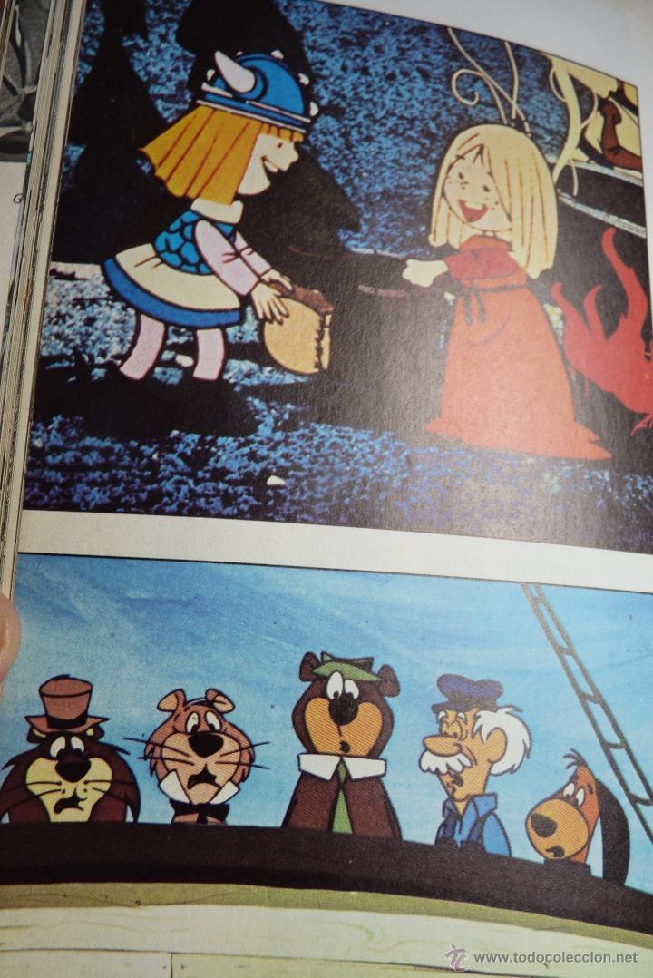 Libros de segunda mano: TELEVISIÓN, EL LIBRO DE RADIOTELEVISIÓN ESPAÑOLA 1976 - Foto 14 - 41564586