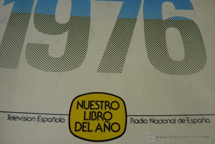 Libros de segunda mano: TELEVISIÓN, EL LIBRO DE RADIOTELEVISIÓN ESPAÑOLA 1976 - Foto 15 - 41564586