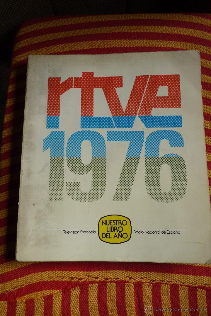 Libros de segunda mano: TELEVISIÓN, EL LIBRO DE RADIOTELEVISIÓN ESPAÑOLA 1976 - Foto 16 - 41564586