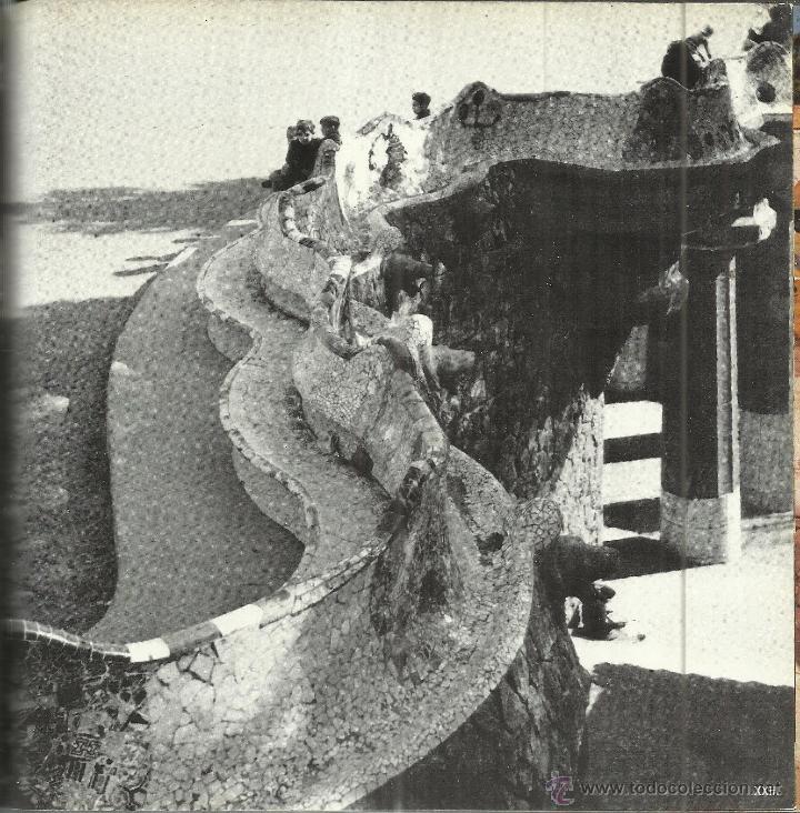 Libros de segunda mano: GAUDÍ. D. GIEDION-WELCKER. EDITORIAL POLÍGRAFA. BARCELONA. 1971 - Foto 2 - 41566246