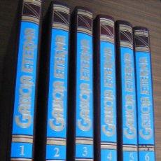 Libros de segunda mano: GALICIA ETERNA 6 TOMOS COMPLETA - EDICIONES NAUTA 1984. Lote 41587122