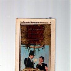 Libros de segunda mano: LA VUELTA AL MUNDO EN 80 DIAS - JULIO VERNE - ORBIS - 1984. Lote 41640814