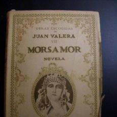 Libros de segunda mano: MORSAMOR.1926. Lote 41680860