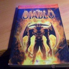 Libros de segunda mano: DIABLO (JARD FICHER) 2002 (LB5). Lote 41697667