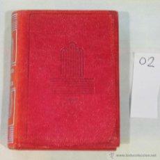 Libros de segunda mano: AGUILAR- COLECCION CRISOLIN - Nº 02 EL PREMIO NOBEL DE LITERATURA. Lote 41712002