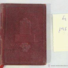Libros de segunda mano: AGUILAR- COLECCION CRISOLIN - Nº 04 LA RUTA DE DON QUIJOTE - JOSÉ MARTÍNEZ RUIZ - AZORIN. Lote 41712194