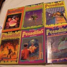 Second hand books - LOTE DE LIBROS PESADILLAS - STINE - 41734886