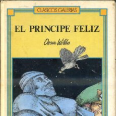Libros de segunda mano: OSCAR WILDE : EL PRÍNCIPE FELIZ (PLAYOR, 1985) ILUSTRACIONES DE HIERONIMUS FROMM. Lote 41803528