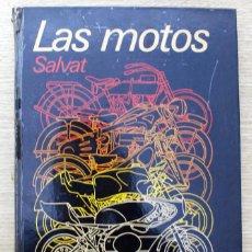 Libros de segunda mano: LAS MOTOS. SALVAT. Lote 110565195