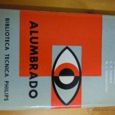 Libros de segunda mano: ALUMBRADO DE BIBLIOTECA TECNICA DE PHILIPS DE 1963. Lote 42024329