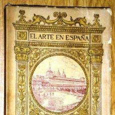 Libros de segunda mano: ESCORIAL 1 POR JOSÉ RAMÓN MÉLIDA DE ED. HIJOS DE J. THOMAS EN BARCELONA S/F (1940). Lote 42033778