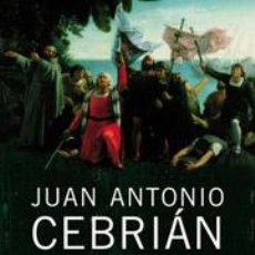 Libros de segunda mano: LA AVENTURA DE LOS CONQUISTADORES CEBRIÁN ZÚÑIGA, JUAN ANTONIO GASTOS DE ENVIO GRATIS. Lote 42095807