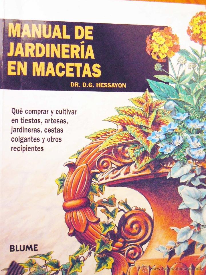 De jardineria de segunda mano la nueva gua de jardinera for Libros de jardineria