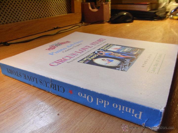 Libros de segunda mano: CIRCUS LOVE STORY - PINITO DEL ORO - Foto 2 - 42211512
