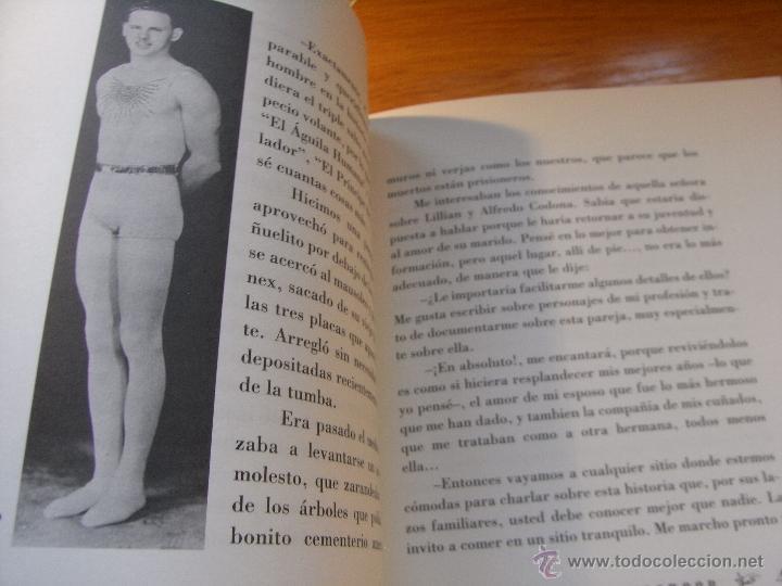 Libros de segunda mano: CIRCUS LOVE STORY - PINITO DEL ORO - Foto 4 - 42211512