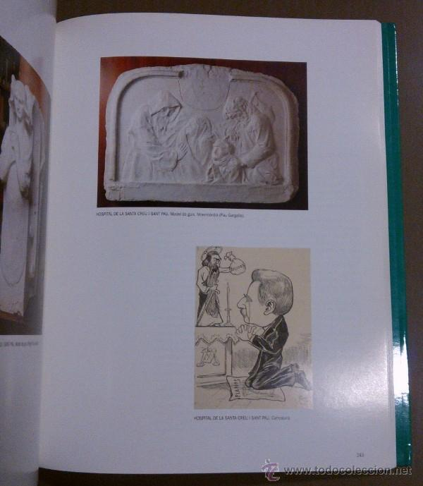 Libros de segunda mano: Lluís Domènech i Montaner i el director d'orquestra (Fund. Caixa Barcelona) 1989. Modernismo. Rareza - Foto 3 - 42212186