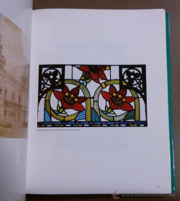 Libros de segunda mano: Lluís Domènech i Montaner i el director d'orquestra (Fund. Caixa Barcelona) 1989. Modernismo. Rareza - Foto 6 - 42212186