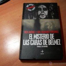 Libros de segunda mano: EL MISTERIO DE LAS CARAS DE BELMEZ. Lote 42248873