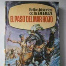 Libros de segunda mano: EL PASO DEL MAR ROJO MANUEL GAGO BRUGUERA 1 EDICION 1965. Lote 42288137