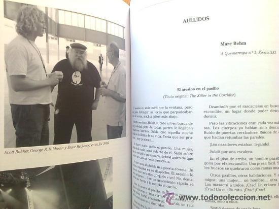 Libros de segunda mano: LIBRO DE LA SEMANA NEGRA 25 ANIVERSARIO - 2012 - GIJON, ASTURIAS - Foto 4 - 42330792