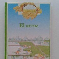 Libros de segunda mano: EL ARROZ - BENJAMIN INFORMACION - EDICIONES ALTEA. Lote 42333357