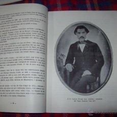 Libros de segunda mano: FIRES 1977.I CENTENARI DEL TEATRE RECREATIU.LLUCMAJOR ( 1877 - 1977 ).UNA JOIA.VEURE FOTOS.MALLORCA. Lote 42358904