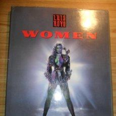 Libros de segunda mano: WOMEN (LUIS ROYO) LIBRO DE ILUSTRACIONES - TAPA DURA. Lote 42395633