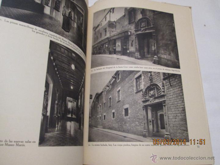 Libros de segunda mano: CONSERVACION Y RESTAURACION DE MONUMENTOS HISTORICOS (1947-1953) - ADOLFO FLORENSA FERRER - 1953 - Foto 4 - 42425165