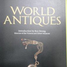 Libros de segunda mano: WORLD ANTIQUES. HAMLYN (ESTÁ EN INGLÉS). Lote 42445311