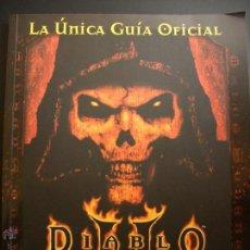 Libros de segunda mano: DIABLO,2000. Lote 42467119