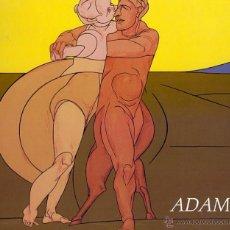 Libros de segunda mano: VALERIO ADAMI / PINTURAS Y DIBUJOS ( PEINTURES ET DESSINS ) AIX EN PROVENCE CLOÎTRE SAINT-LOUIS 1984. Lote 42472503