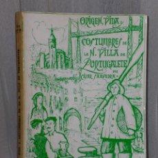 Libros de segunda mano: ORIGEN, VIDA Y COSTUMBRES DE LA NOBLE VILLA DE PORTUGALETE. Lote 42491874