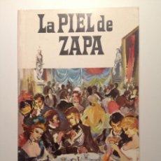 Libros de segunda mano: LA PIEL DE ZAPA - HONORATO DE BALZAC. Lote 42510701