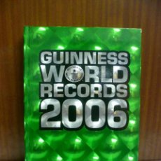 Guinness World Records 2006 - 288 pag.