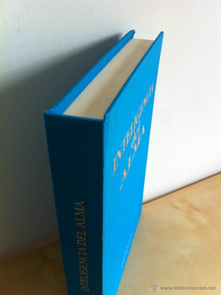 Libros de segunda mano: INTELIGENCIA DEL ALMA. 144 AVENIDAS NEURONALES HACIA EL -YO PROFUNDO-. JOSÉ MARÍA DORIA. - Foto 2 - 42599850