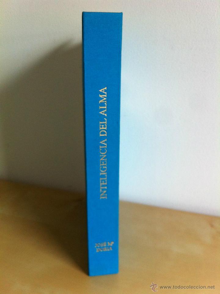 Libros de segunda mano: INTELIGENCIA DEL ALMA. 144 AVENIDAS NEURONALES HACIA EL -YO PROFUNDO-. JOSÉ MARÍA DORIA. - Foto 4 - 42599850