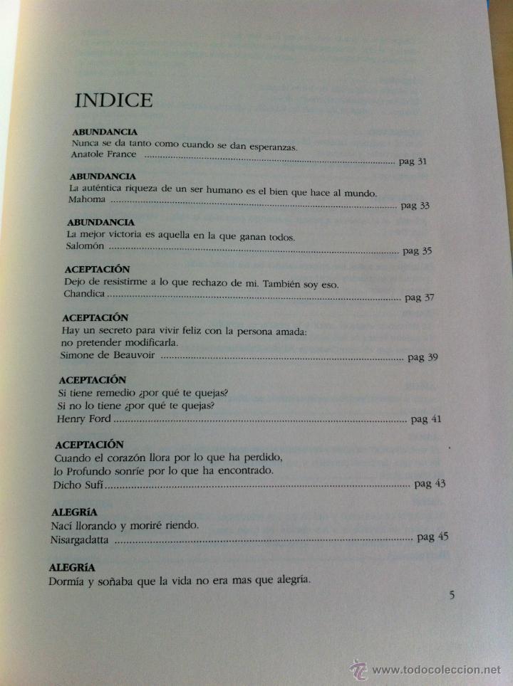 Libros de segunda mano: INTELIGENCIA DEL ALMA. 144 AVENIDAS NEURONALES HACIA EL -YO PROFUNDO-. JOSÉ MARÍA DORIA. - Foto 9 - 42599850
