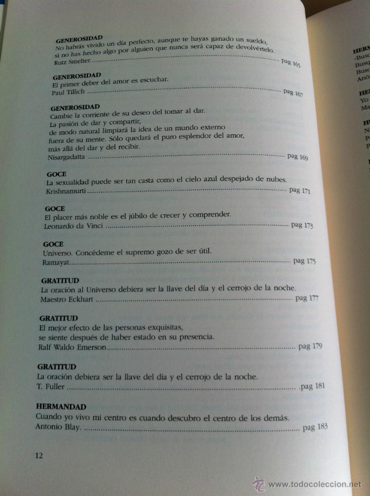 Libros de segunda mano: INTELIGENCIA DEL ALMA. 144 AVENIDAS NEURONALES HACIA EL -YO PROFUNDO-. JOSÉ MARÍA DORIA. - Foto 16 - 42599850