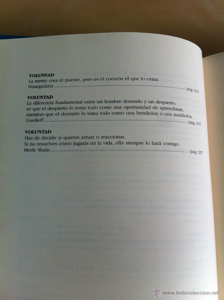 Libros de segunda mano: INTELIGENCIA DEL ALMA. 144 AVENIDAS NEURONALES HACIA EL -YO PROFUNDO-. JOSÉ MARÍA DORIA. - Foto 24 - 42599850