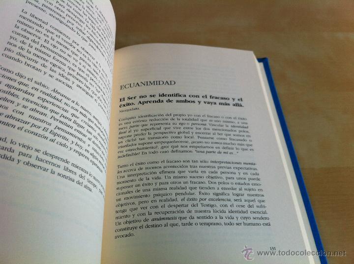 Libros de segunda mano: INTELIGENCIA DEL ALMA. 144 AVENIDAS NEURONALES HACIA EL -YO PROFUNDO-. JOSÉ MARÍA DORIA. - Foto 25 - 42599850