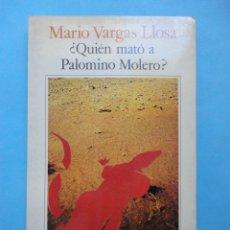 Libros de segunda mano: ¿QUIÉN MATO A PALOMINO MOLERO?. Lote 42647499