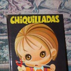 Libros de segunda mano: LIBRO CHIQUILLADAS TELE RISA TOMO 3 EDITORIAL BRUGUERA. Lote 42766542