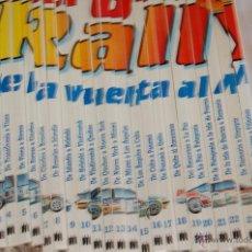 Libros de segunda mano: EL GRAN RALLYE DE LA VUELTA AL MUNDO. Lote 42787721
