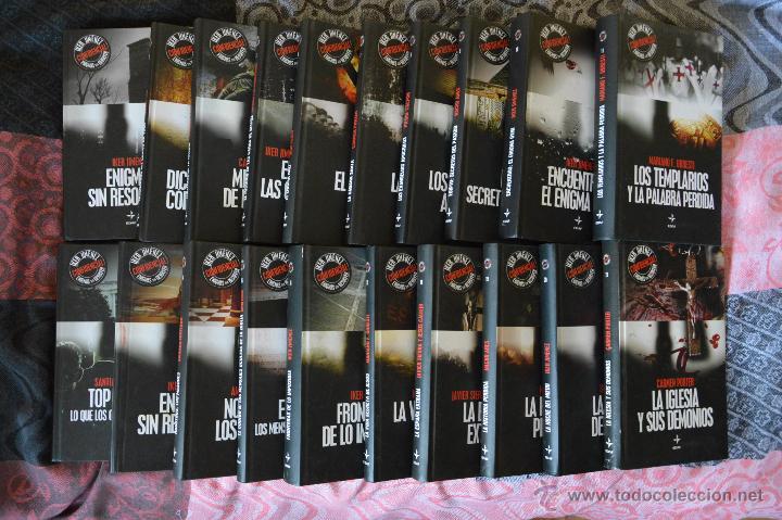 cuarto milenio libros mas cd descatalogado iker - Kaufen Andere ...