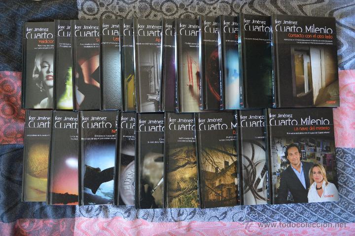 cuarto milenio libros mas dvd descatalogado ike - Kaufen Andere ...