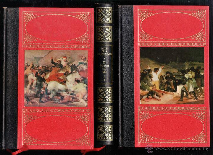 GUERRA DE LA INDEPENDENCIA - EL 2 DE MAYO DE 1808 - 3 TOMOS - AÑO 1974 - RD11 - AT (Libros de Segunda Mano - Historia - Otros)