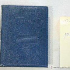 Libros de segunda mano: AGUILAR- COLECCION CRISOLIN - Nº 21 - LA NIÑA DE LOS EMBUSTES - ALONSO DE CASTILLO SOLORZANO. Lote 42894082