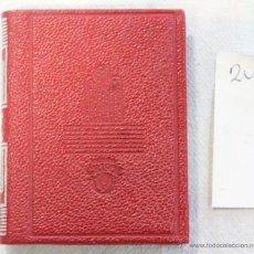 Libros de segunda mano: AGUILAR- COLECCION CRISOLIN - Nº 24 - CABEZAS - RUBEN DARIO. Lote 42894310