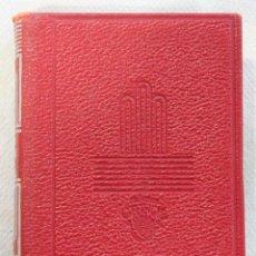 Libros de segunda mano: AGUILAR- COLECCION CRISOLIN - Nº 27 - LEYENDAS DE GUATEMALA - MIGUEL ANGEL ASTURIAS. Lote 42894415