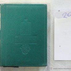 Libros de segunda mano: AGUILAR- COLECCION CRISOLIN - Nº 29 - JARDIN UMBRIO - RAMÓN DEL VALLE INCLÁN. Lote 42894471